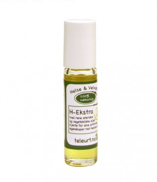 Herpes olje ekstra kraftig, 10 ml roll-on
