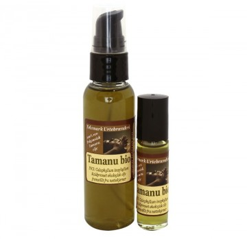 Tamanu roll-on 10ml og Tamanu refill 60ml