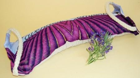 Lavendel nakkepute