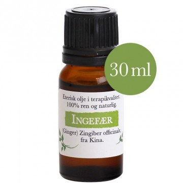 30ml Ingefær (Zingiber officinale) Kina