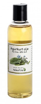 Agurkurt 18% GLA (Borago officinalis) 250ml