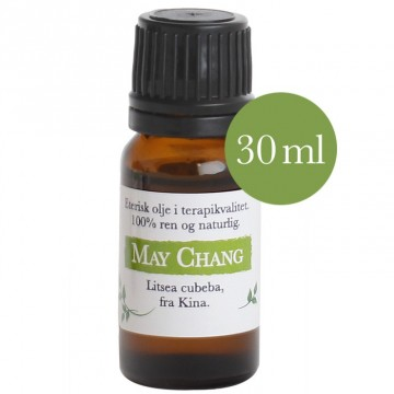 30ml May Chang (litsea cubeba) fra Kina