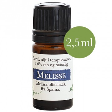 2,5ml Melisse (Melissa officinalis) Spania