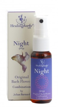 Night Remedy spray 20ml, blomstermedisin