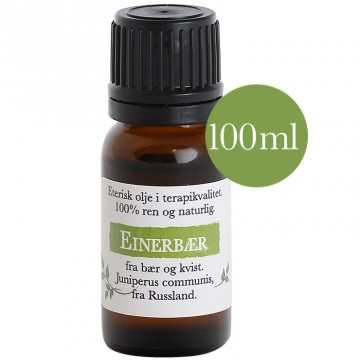 100ml Einerbær (juniperus communis) Russland