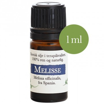 1ml Melisse (Melissa officinalis) Spania
