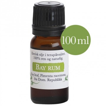 100ml Bay rum (pimenta racemosa) Dom. Republikk
