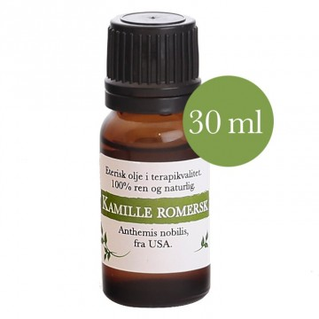 30ml Romersk kamille (anthemis nobilis) fra USA