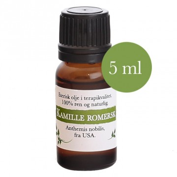 5ml Romersk kamille (anthemis nobilis) fra USA