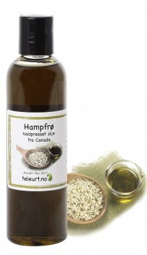 Hampfrø (Cannabis sativa) Canada 125ml