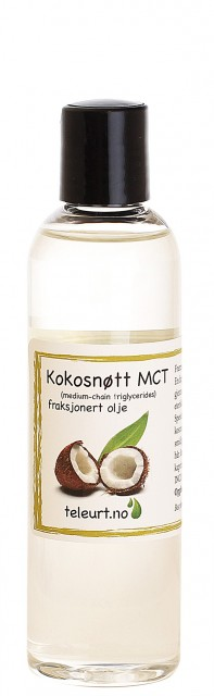 Kokosnøttolje 120ml