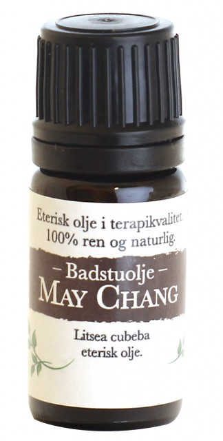 May Chang badstuolje - dufter som sitrongress